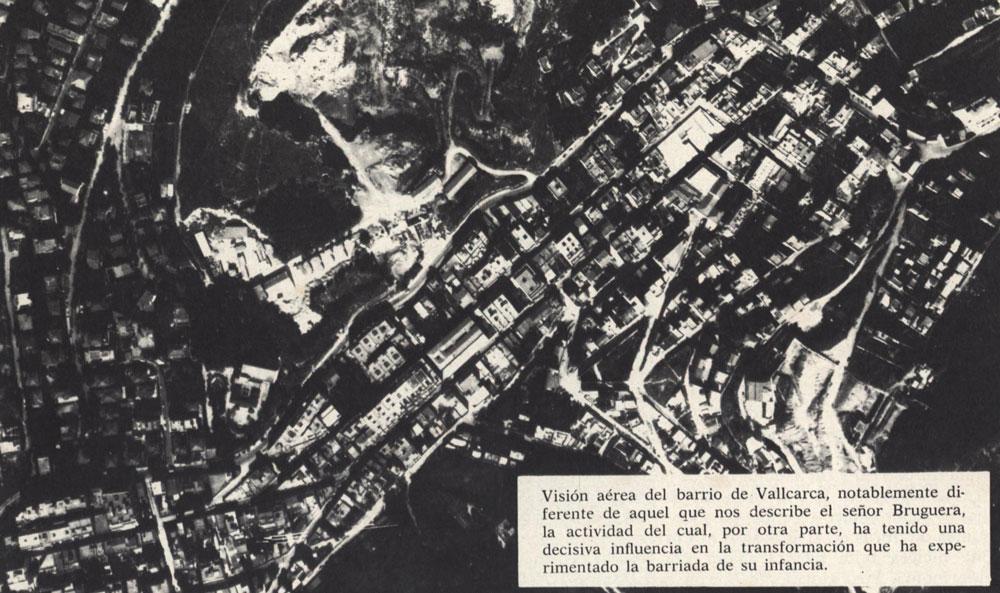 Francesc Bruguera recorda com era el barri