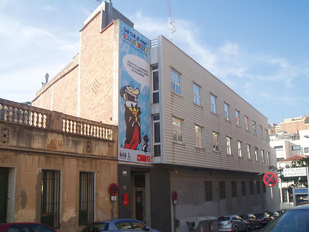 Centre Cívic El Coll - La Bruguera