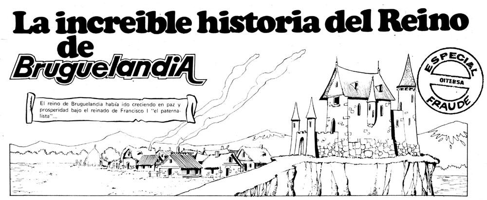 Historia de Bruguelandia