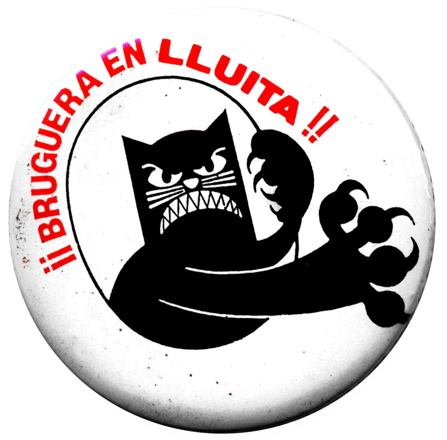 Xapa Bruguera en Lluita