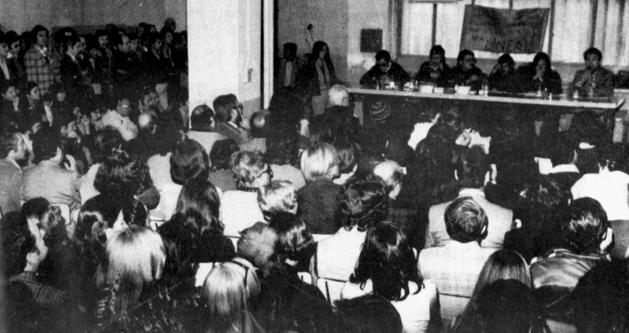 La primera assemblea