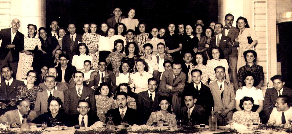 La gran família, 1944
